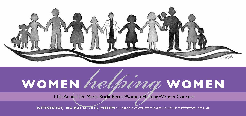 13th Annual Women Helping Women