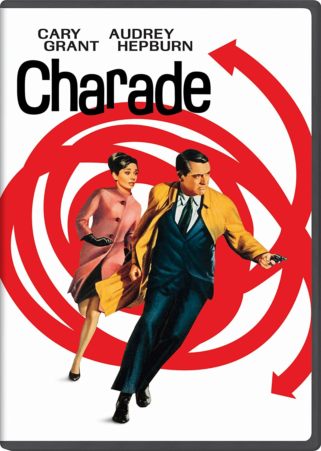 Movie Night at the Garfield Presents: CHARADE