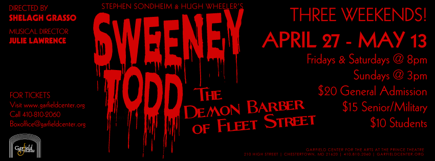 Sweeney Todd Showcase Preview
