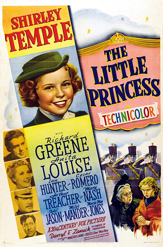 Movie Night At The Garfield Presents: The Little Princess