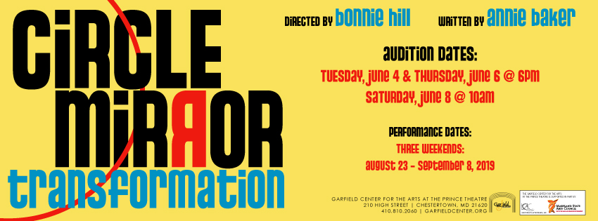 Open Auditions at the Garfield - Circle Mirror Transformation