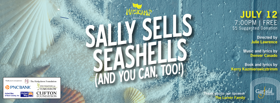 Musicamp Presents Sally Sells Seashells (And You Can Too!)