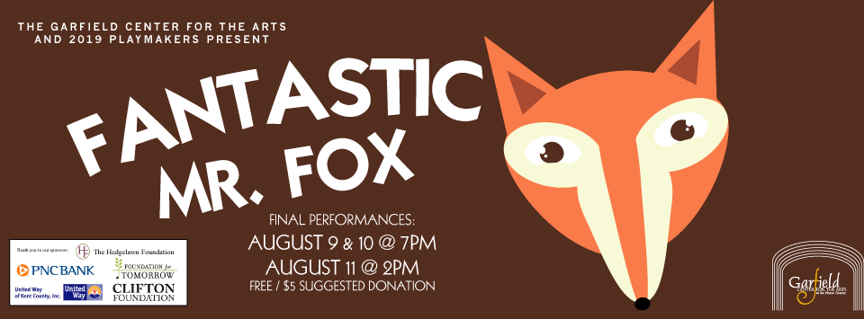 Playmakers present Fantastic Mr. Fox