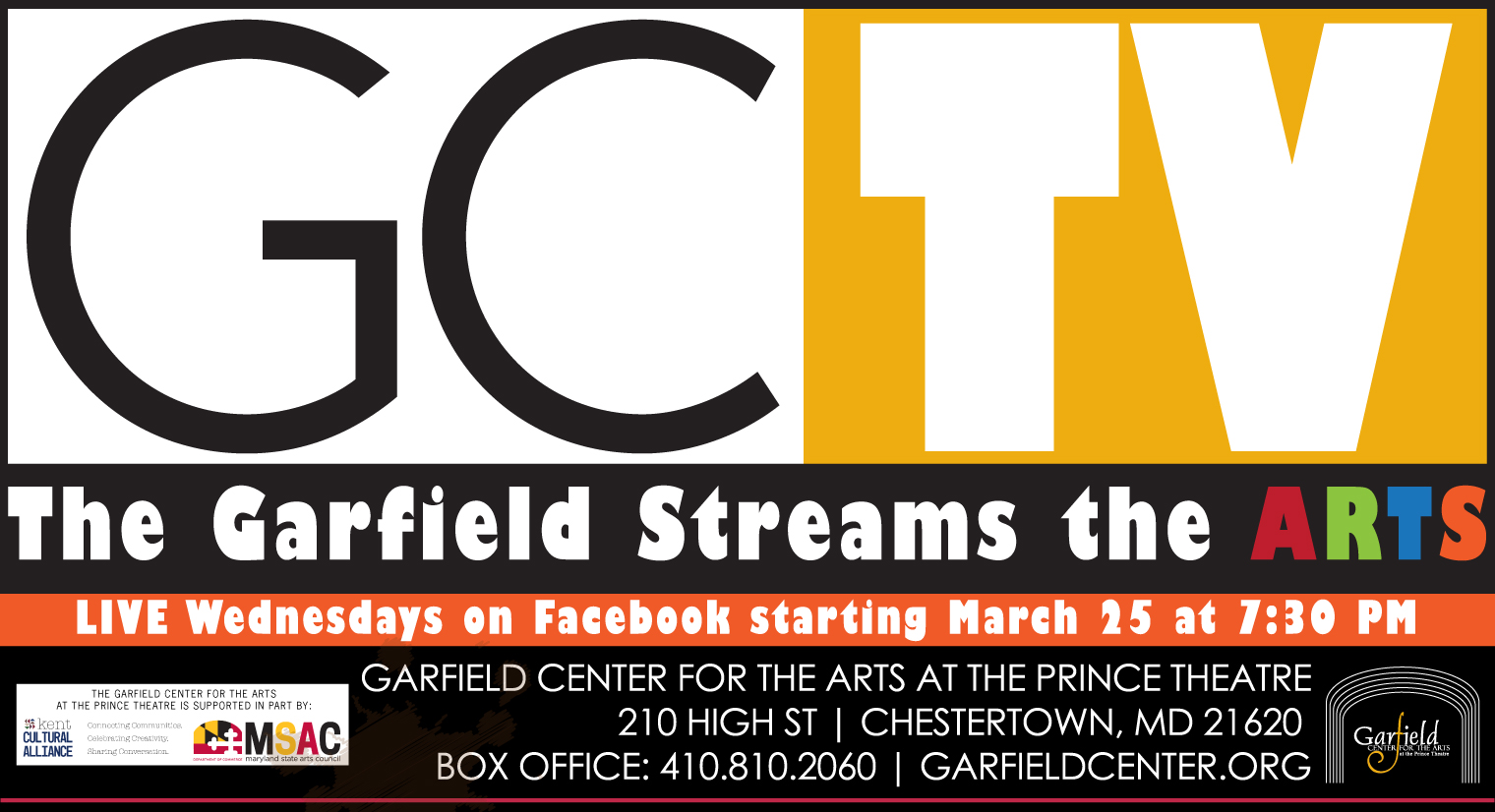 GCTV - The Garfield Streams the Arts!