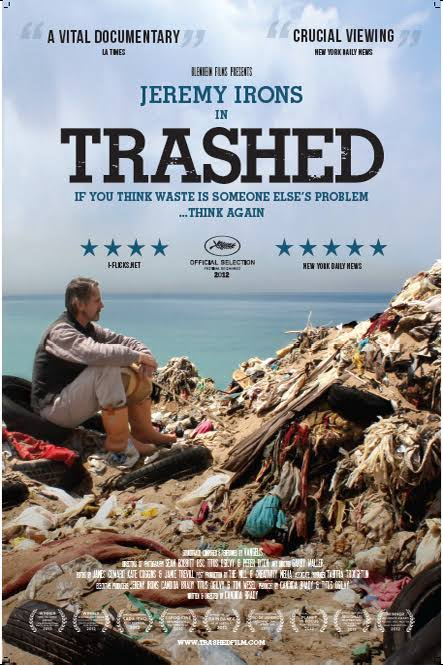 Trashed (Film Screening)