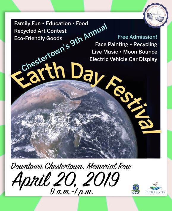 9th Annual Chestertown Earth Day Festival