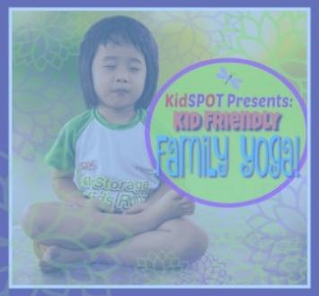 KidSPOT Family Yoga