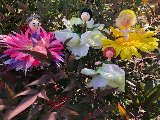 Fanciful Fairies – Daytime Workshop
