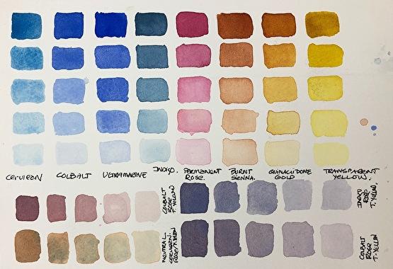Absolute Beginner Watercolor with Deena Ball