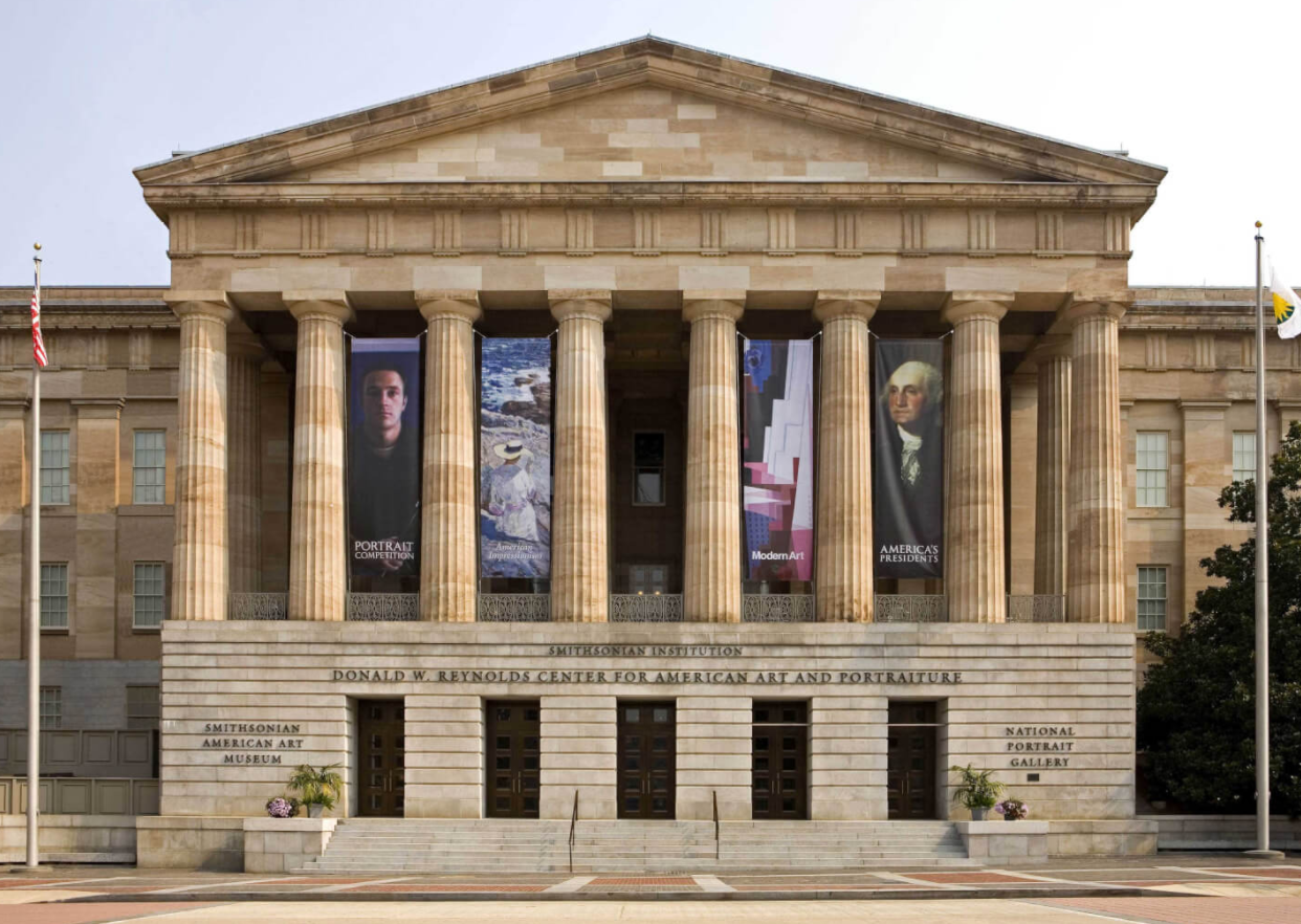 May 18 - RiverArts Salon: Artists & Social Change: An Online Tour of the Smithsonian American Art Museum