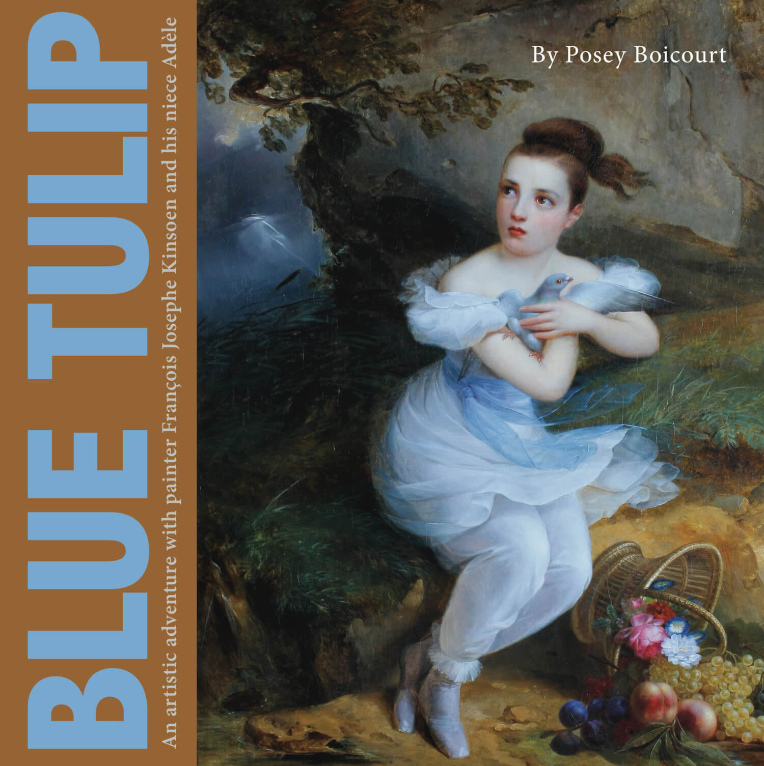 RiverArts Salon: The Artistic Adventures of Blue Tulip with Posey Boicourt