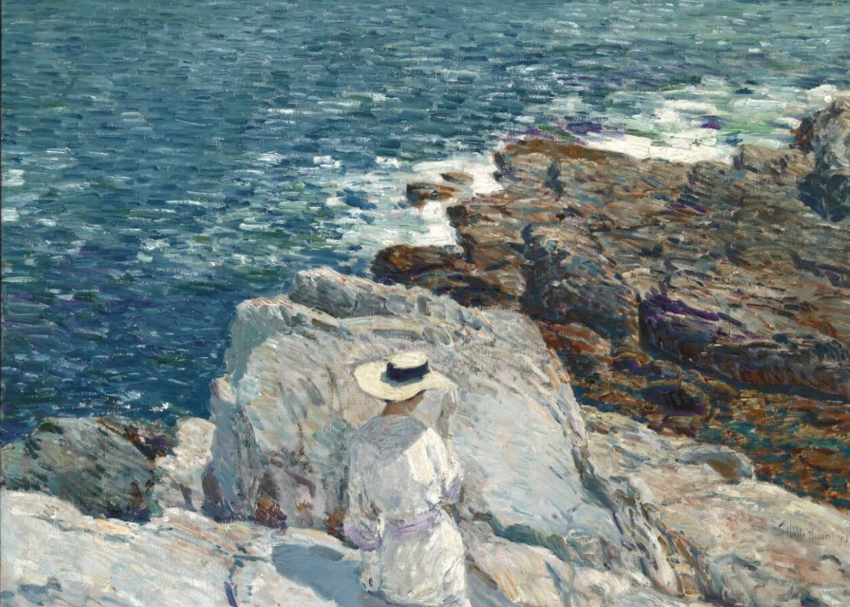November 9 - RiverArts Salon: The American Impressionists: An Online Tour of the Smithsonian American Art Museum