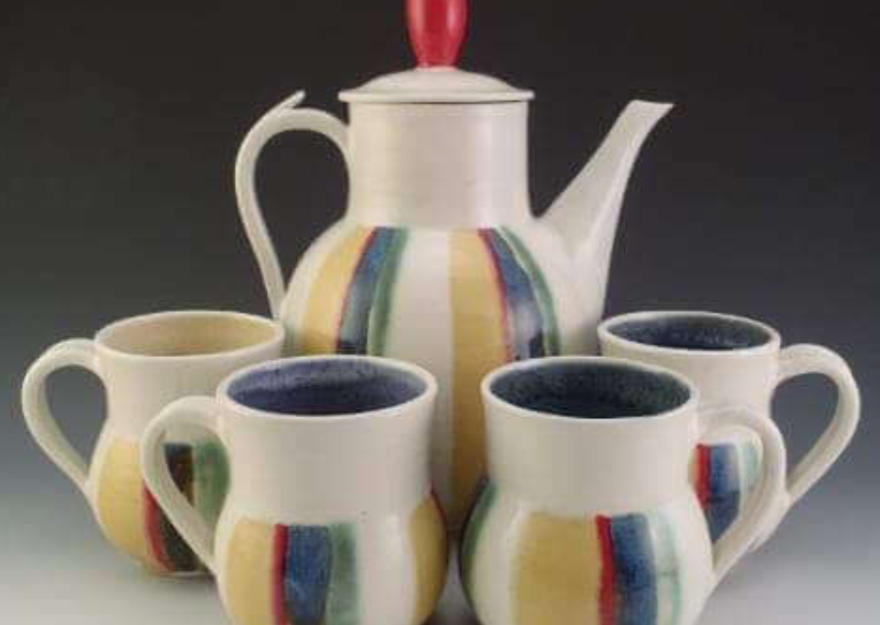 November 2 Advanced Techniques: Teapots with Marcey Sherman