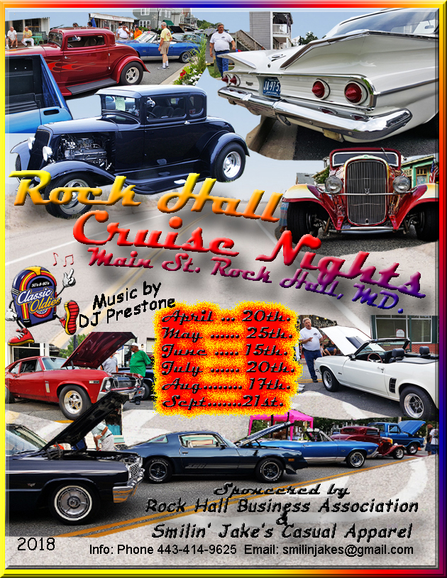 Rock Hall Cruise Night