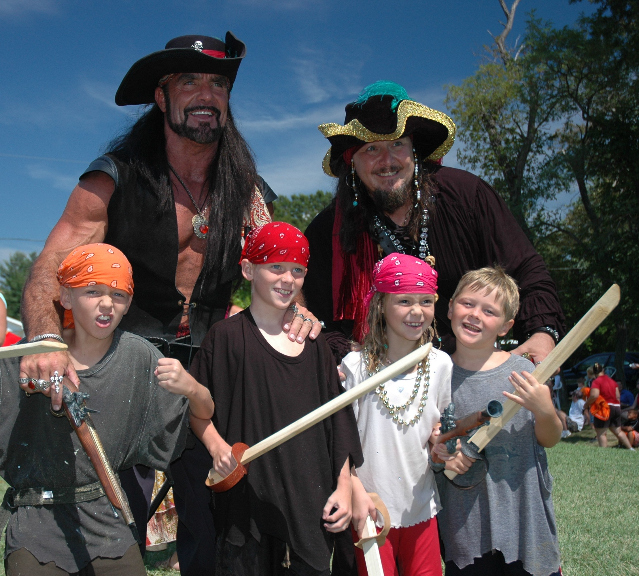 Pirates and Wenches Fantasy Weekend