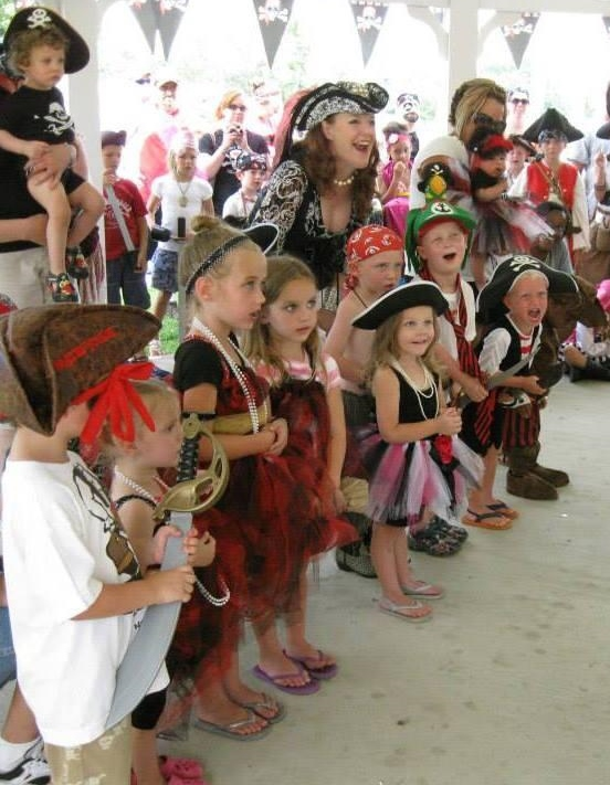 Pirates and Wenches Weekend
