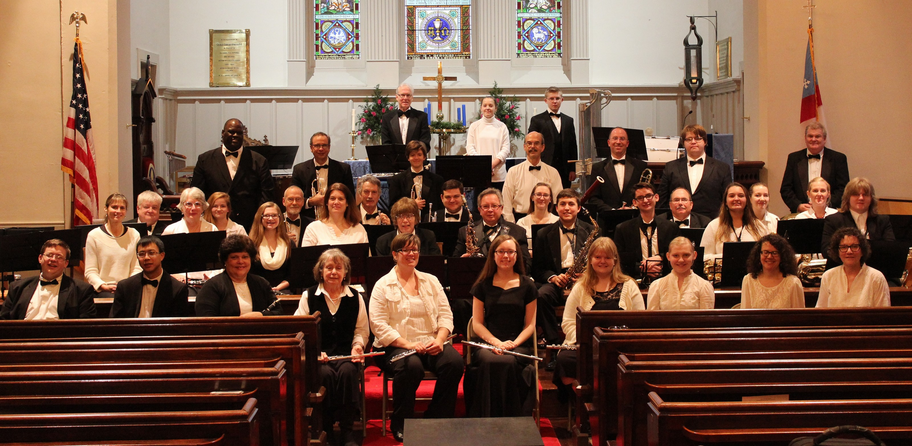 To the Stars and Beyond: Free band concert by the Eastern Shore Wind Ensemble