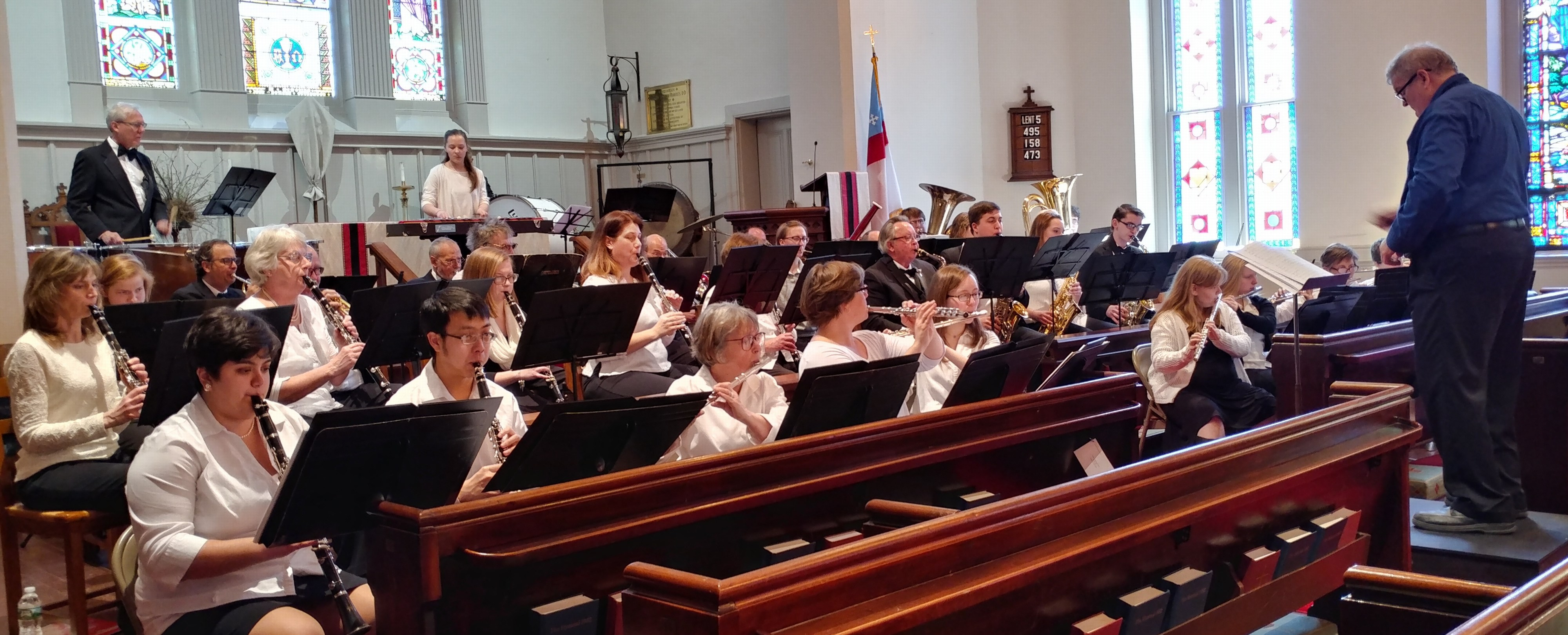 Cityscapes: Free Band Concert by the Eastern Shore Wind Ensemble