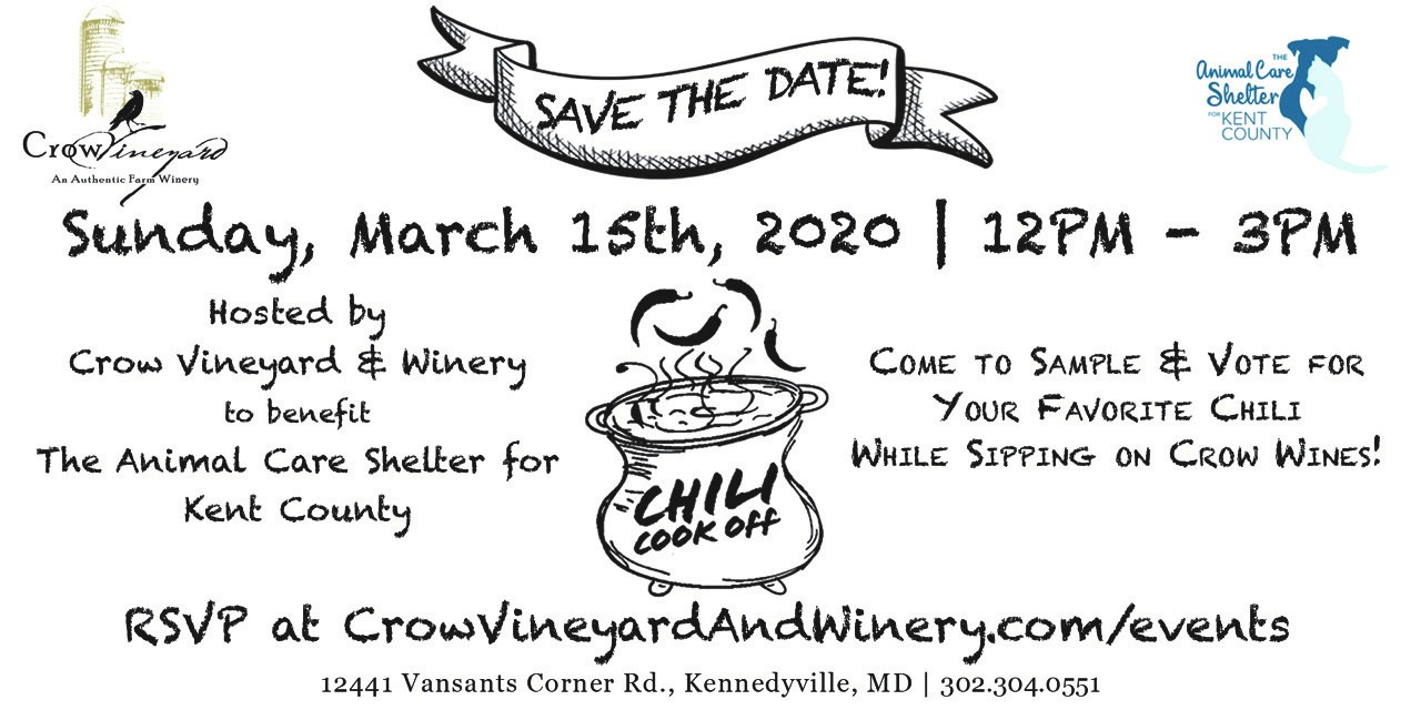 Crow Chili Cook Off 2020