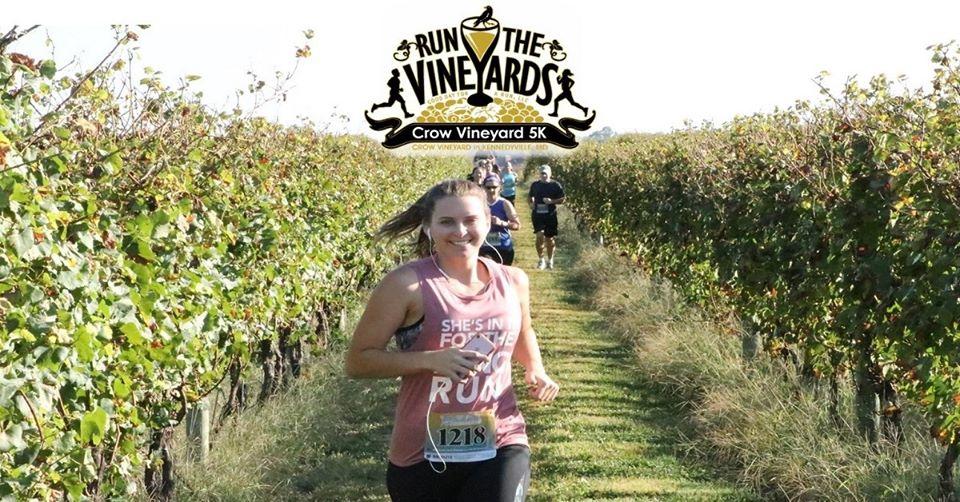 Run the Vineyards - Crow 5k