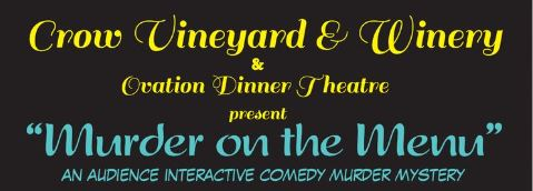 Ovation Dinner Theatre - Murder on the Menu