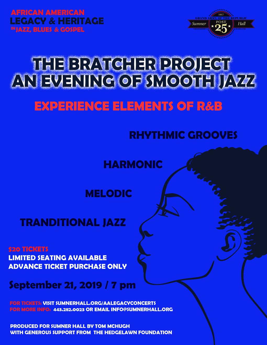 The Bratcher Project - An Evening of Smooth Jazz