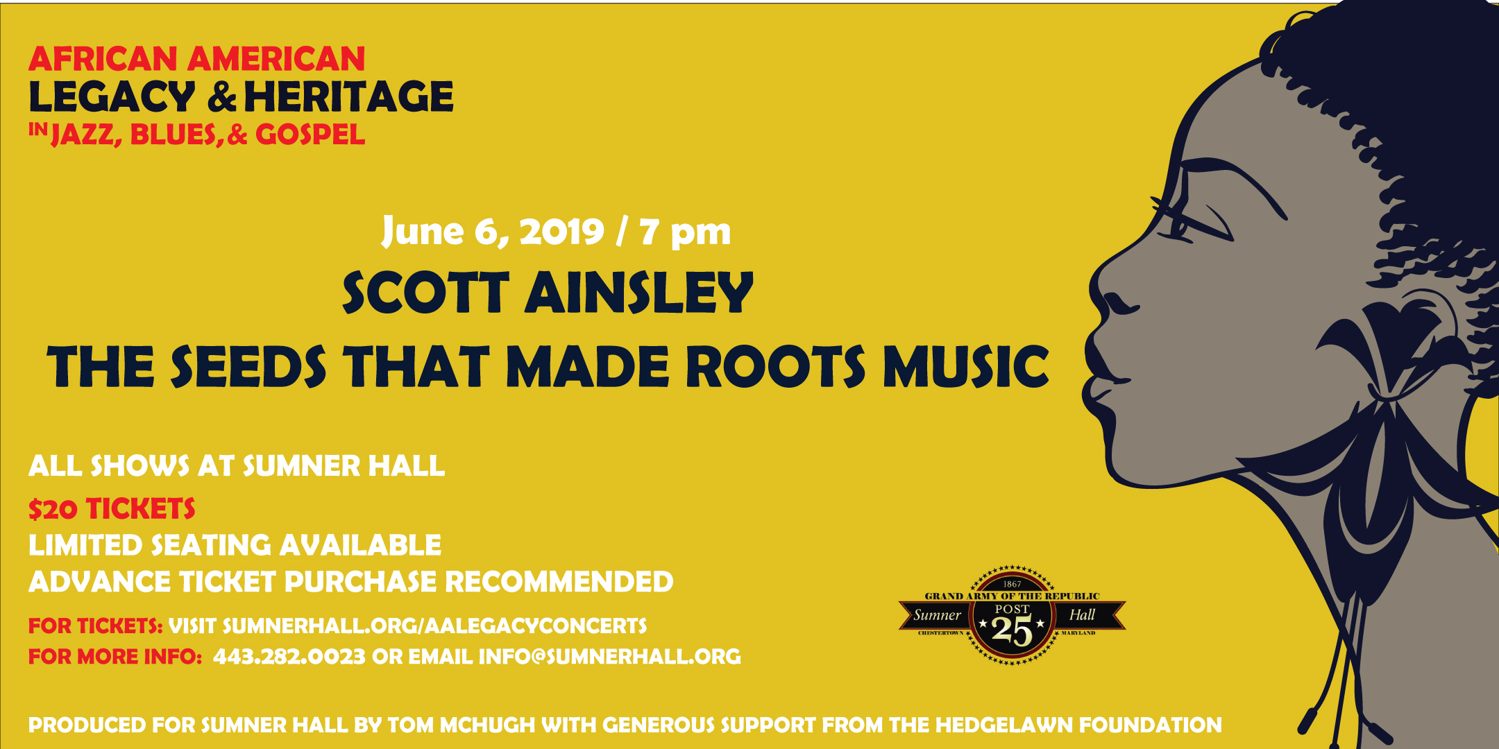 Scott Ainsley: The Seeds That Made Roots Music