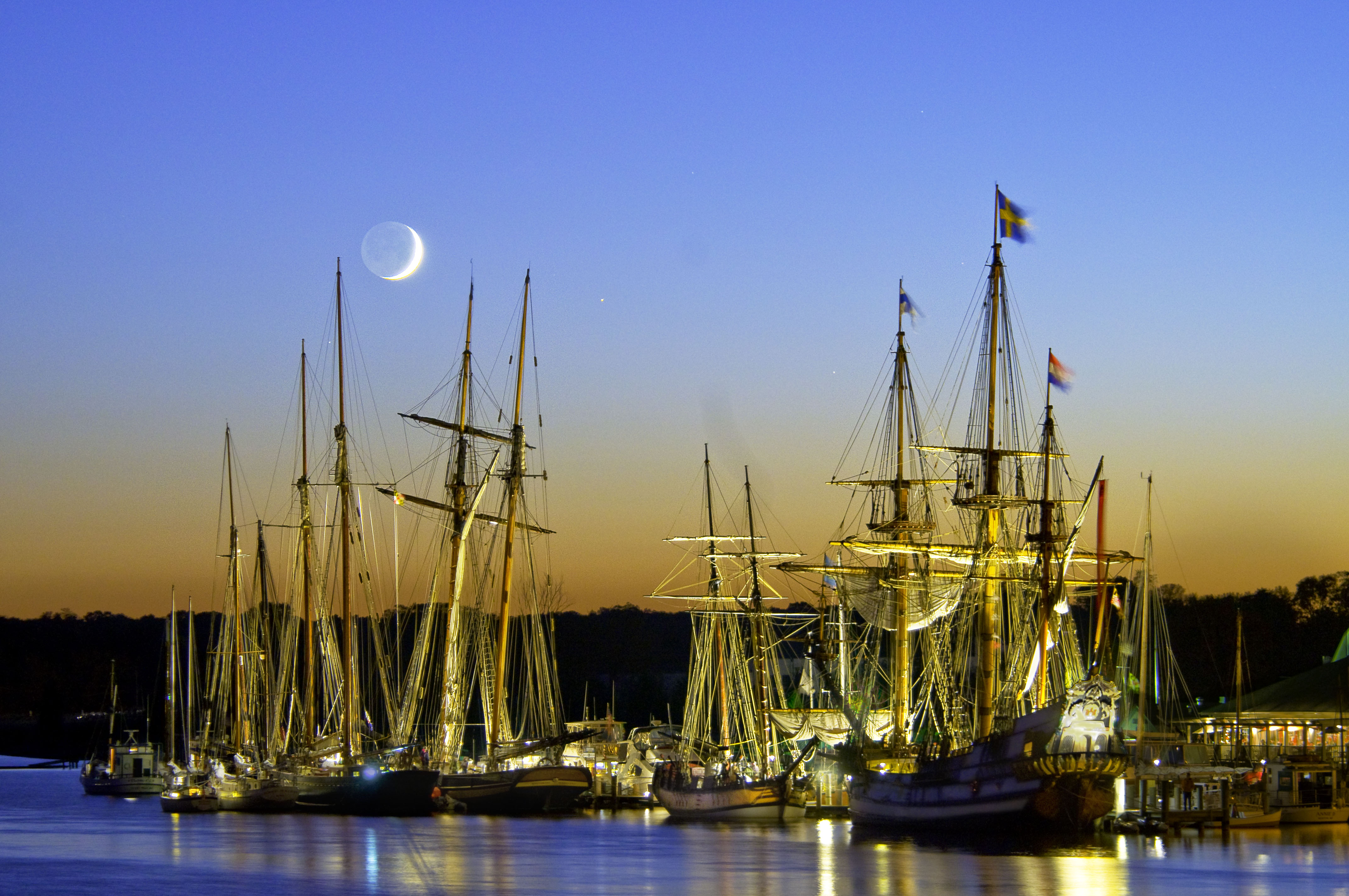 Sultana Education Foundation's Downrigging Weekend Tall Ship and Wooden Boat Festival
