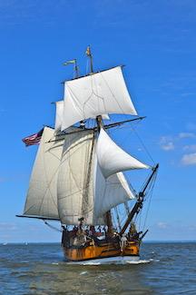 Sultana Public Sail