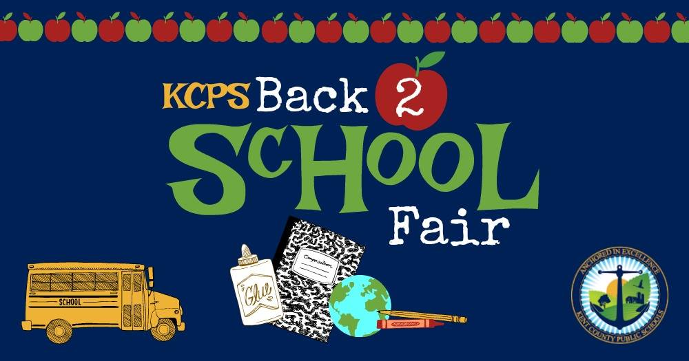 """KCPS """"Back to School"""" Fair"""