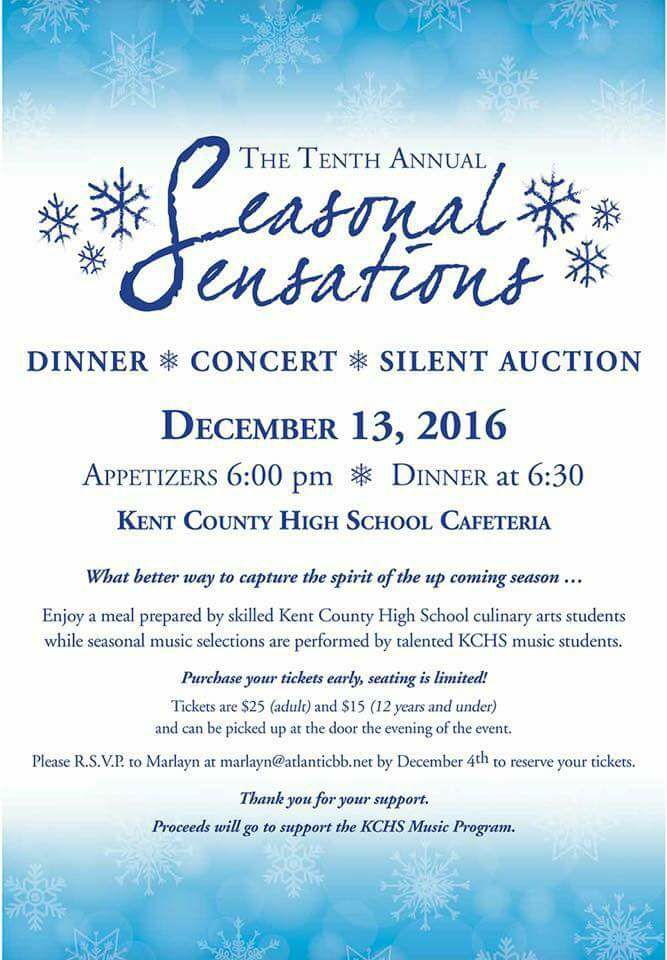 10th Annual Seasonal Sensations