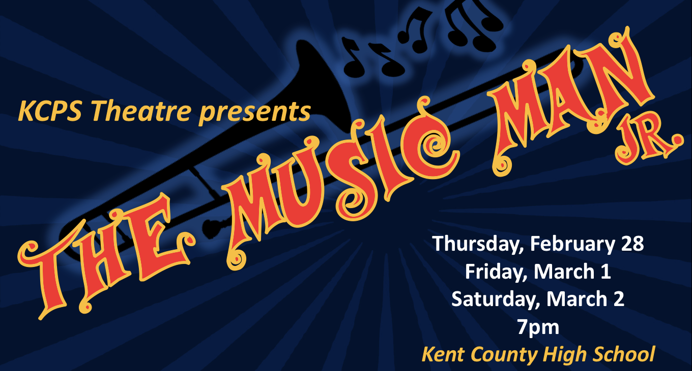 KCPS Theatre Presents: The Music Man, Jr.