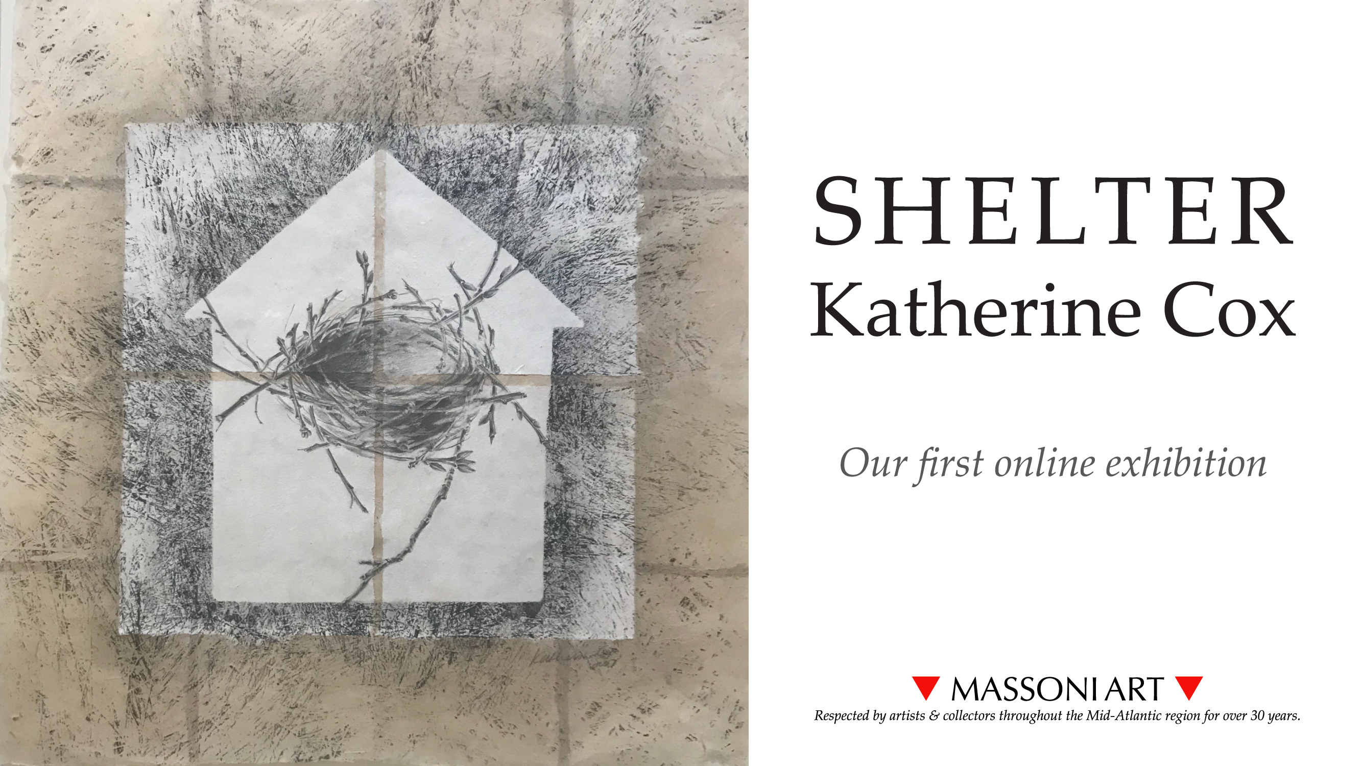 MassoniArt presents SHELTER