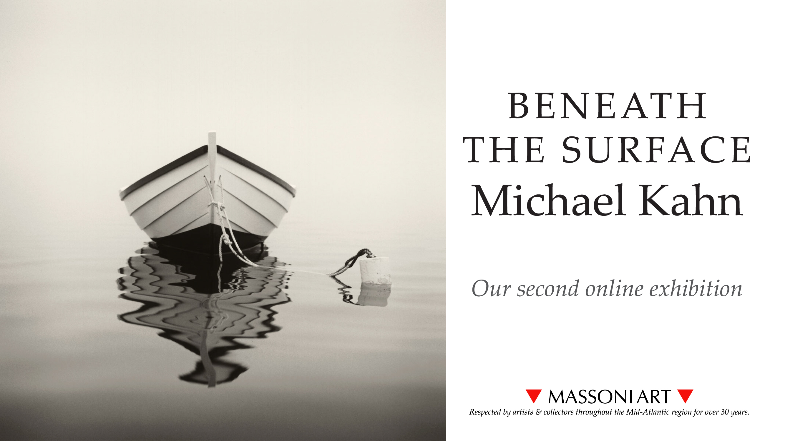 MassoniArt presents BENEATH THE SURFACE