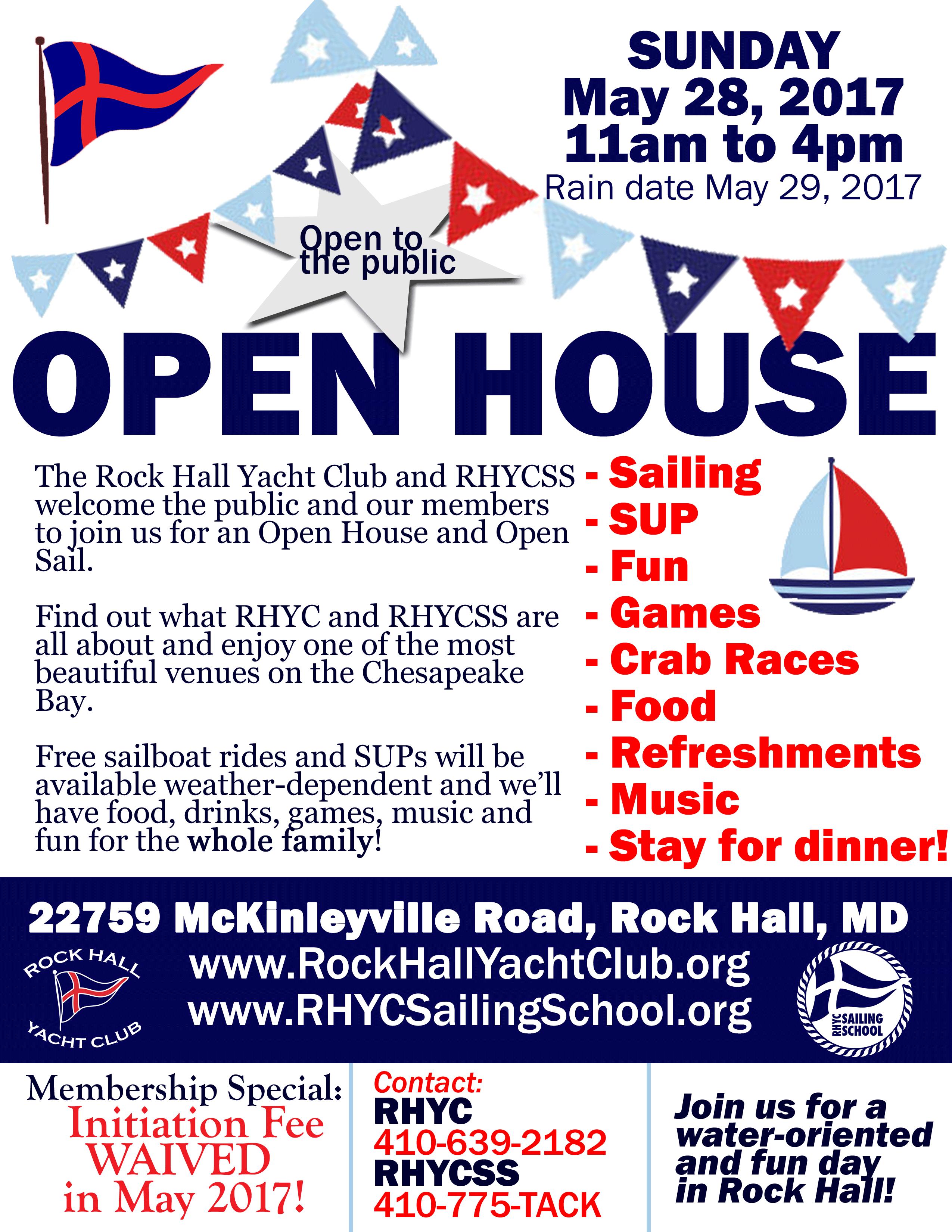Open Sail!