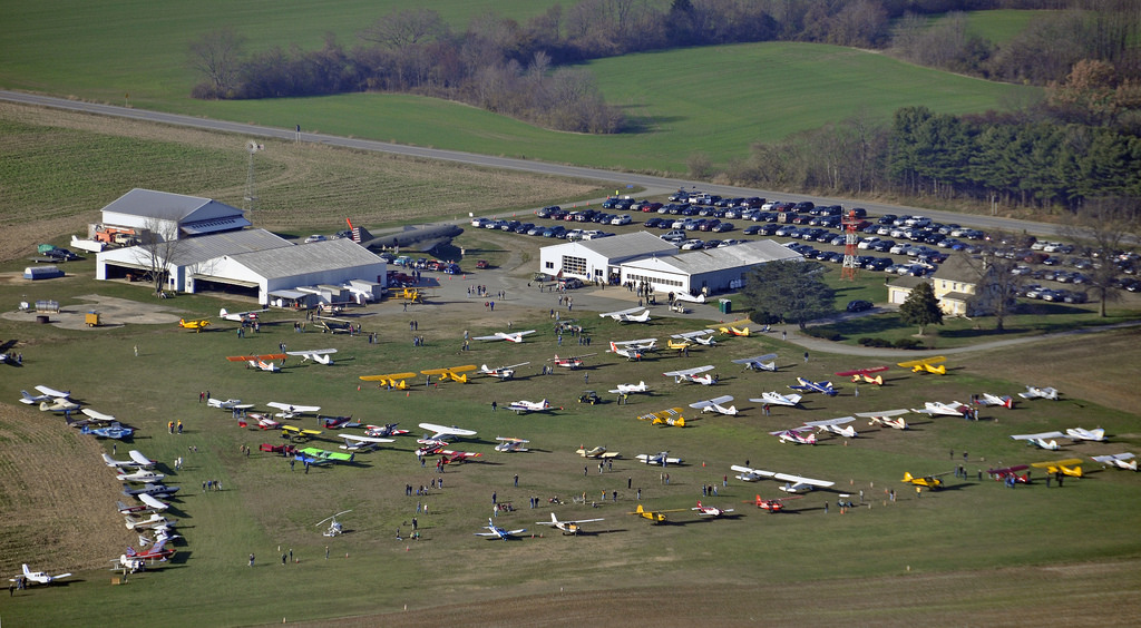 Open Hangar Party & Fly-In at Massey Aerodrome