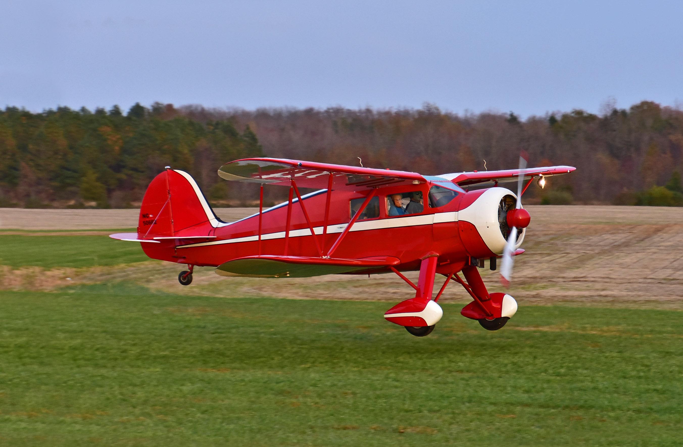 Chili Fiesta Fly-In at Massey Aerodrome