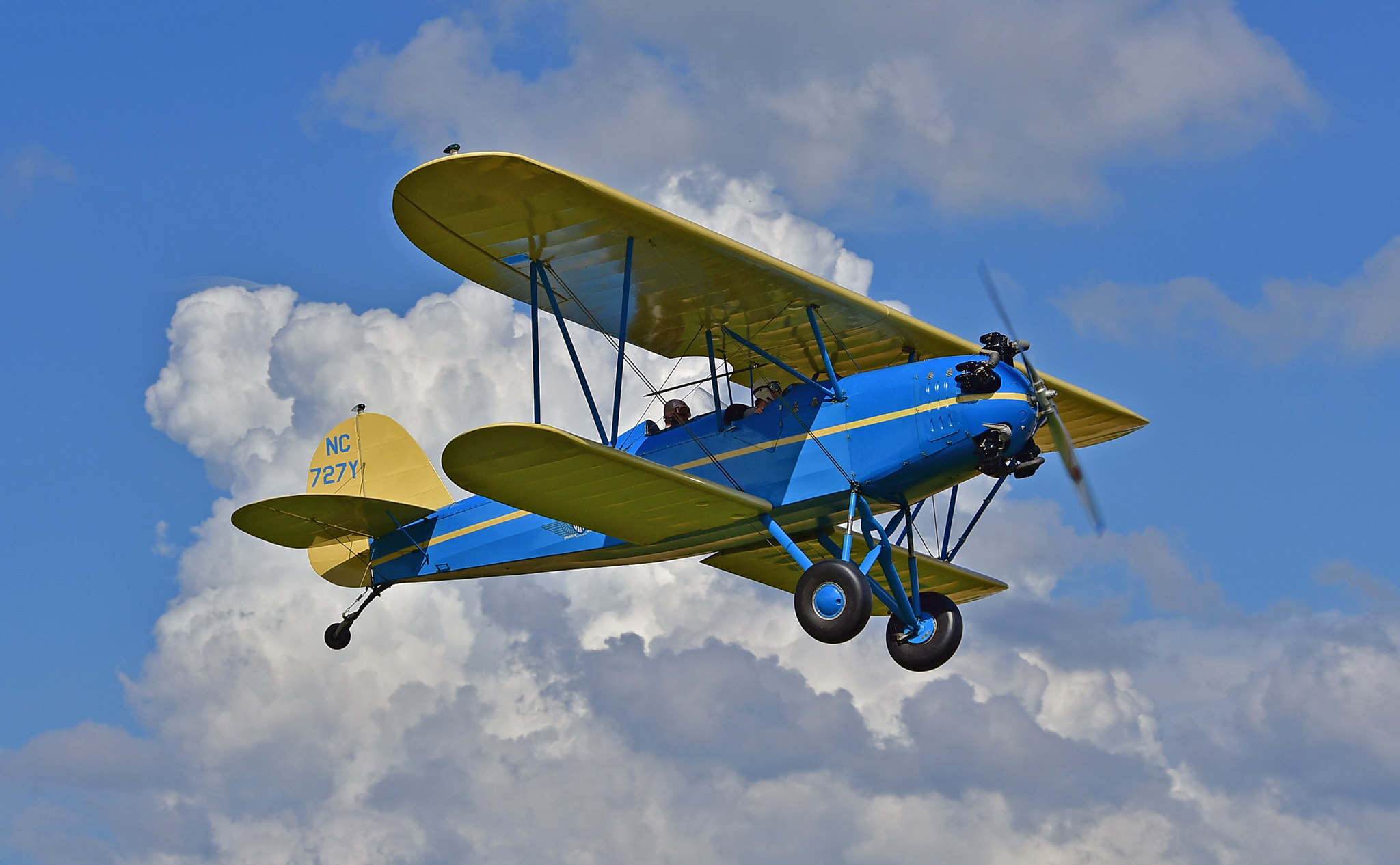 49th Antique Airplane Fly-In@Massey Aerodrome
