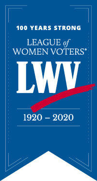 League of Women Voters 100th Birthday Celebration