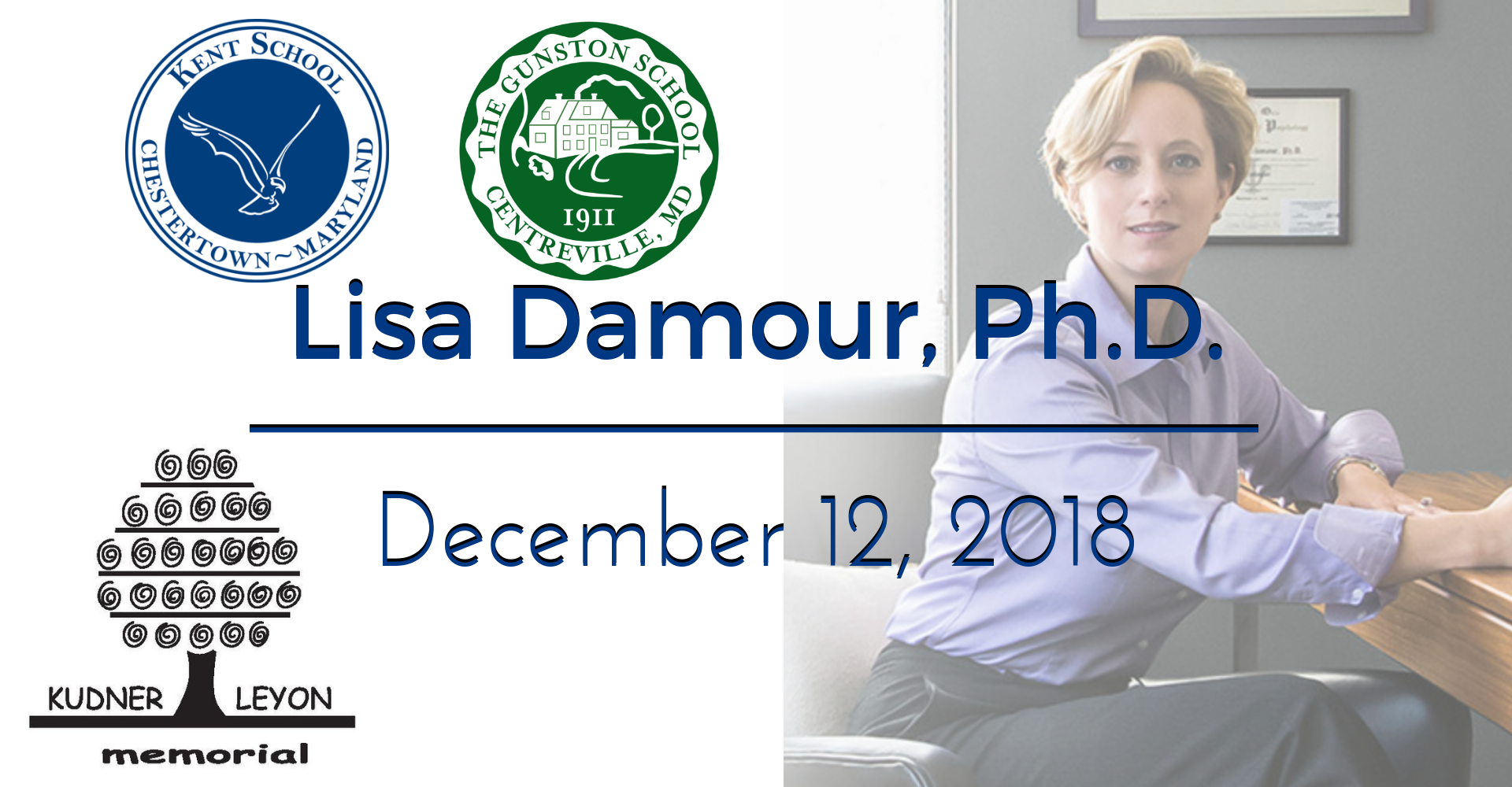 An Evening with Lisa Damour, Ph.D.