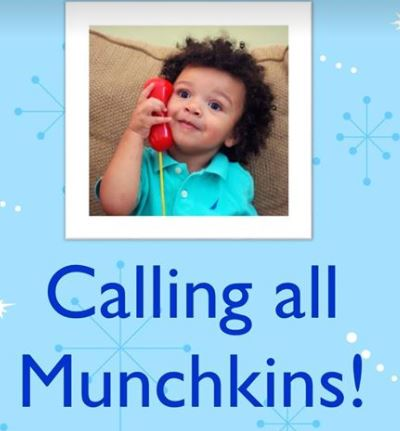 Munchkins on the Move
