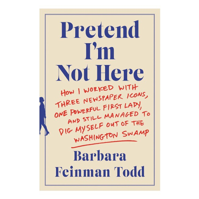 "Author Event: ""Pretend I'm Not Here"" with Barbara Feinman Todd"