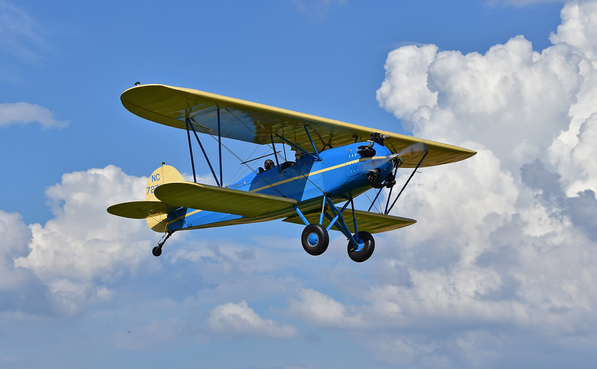 49th Antique Airplane Fly-In at Massey Aerodrome