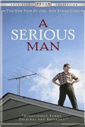 A Serious Man---Coen Brothers Film