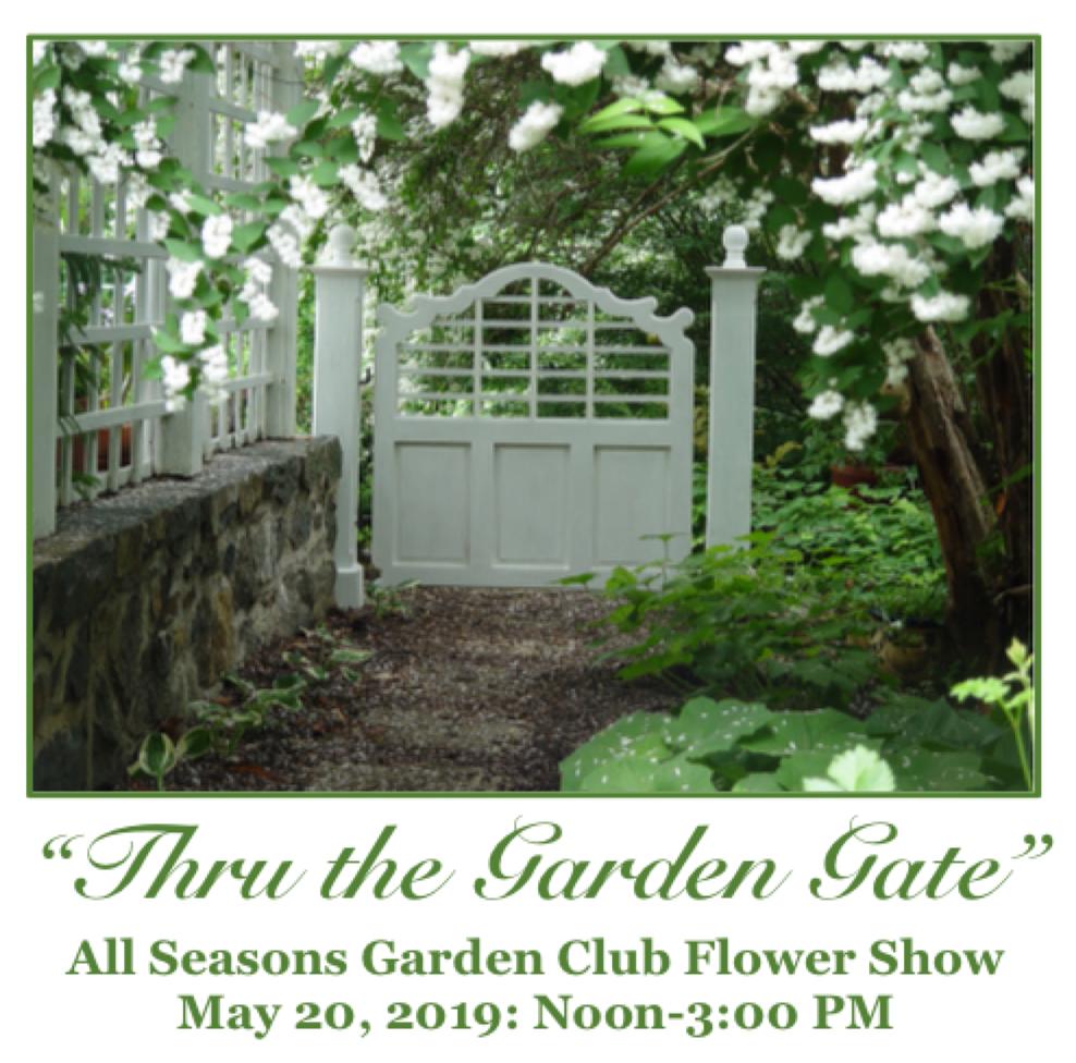 2019 All Seasons Garden Club Flower Show