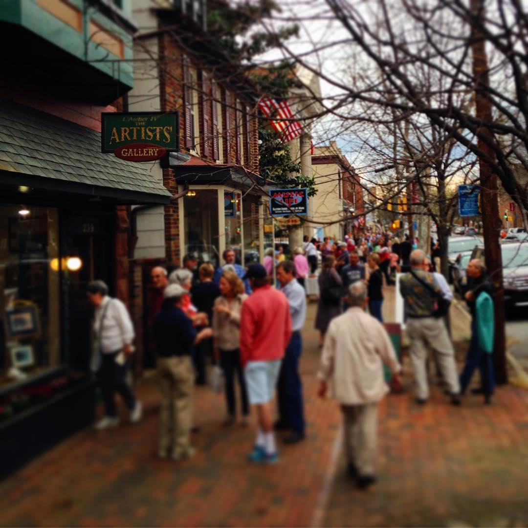 First Friday in Chestertown