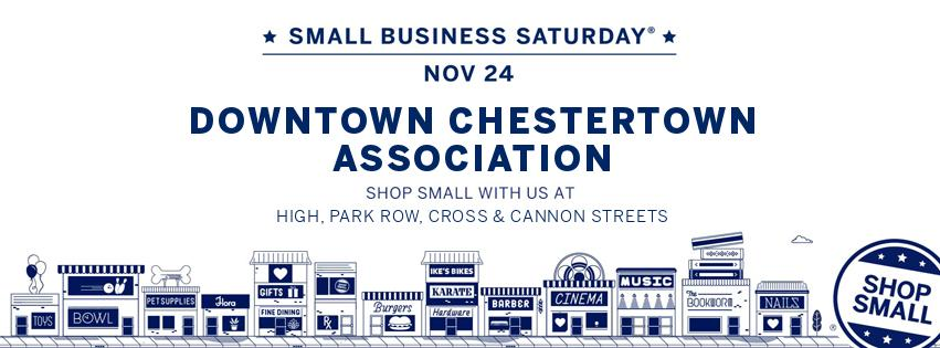 Small Business Saturday in Chestertown