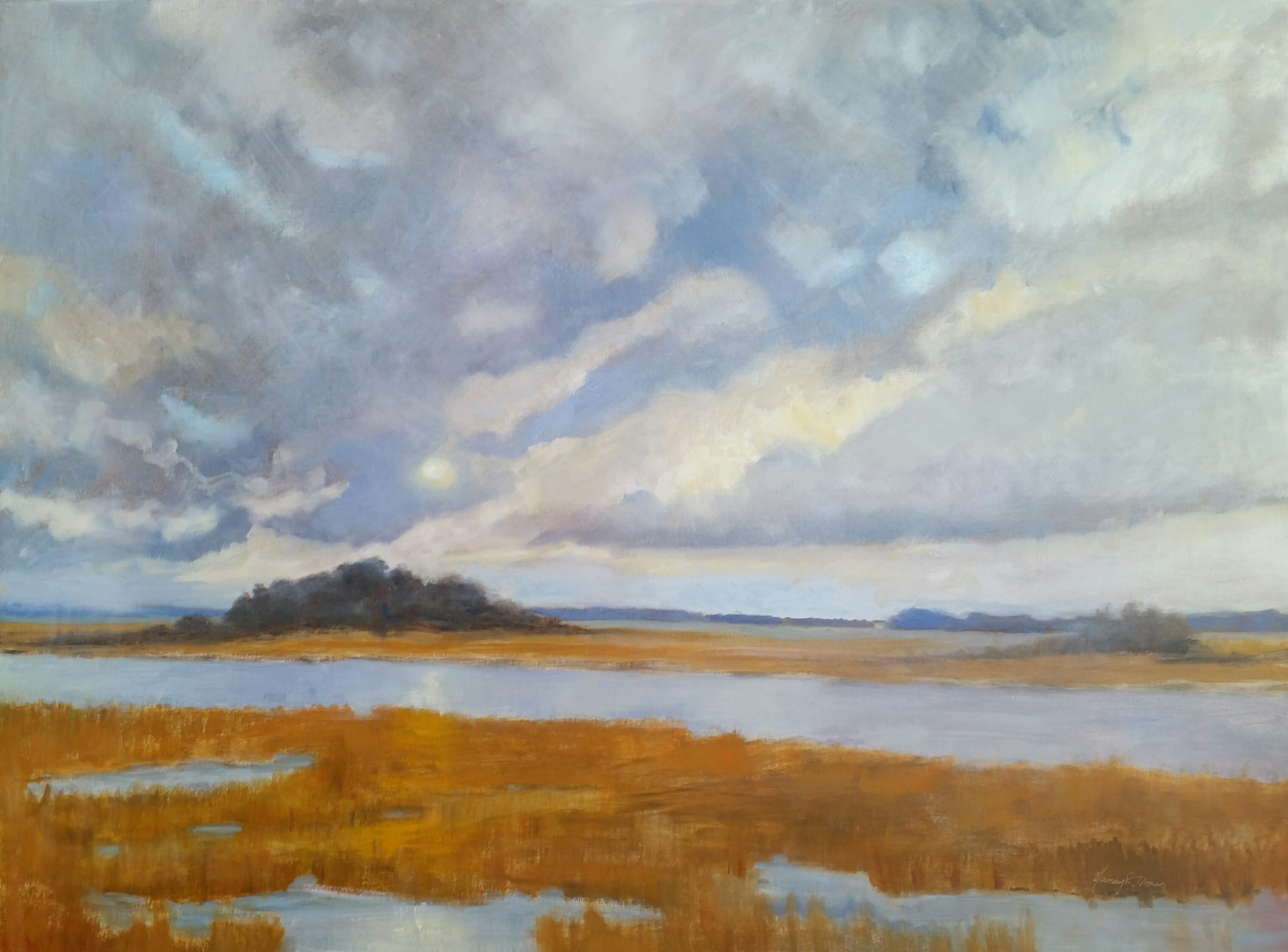 The Artists' Gallery Features Nancy Thomas