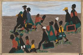"KCAC Presents ""Migration: An Exploration in Art, Words, and Music inspired by Jacob Lawrence"