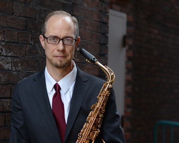 An Evening with Saxophonist John Thomas